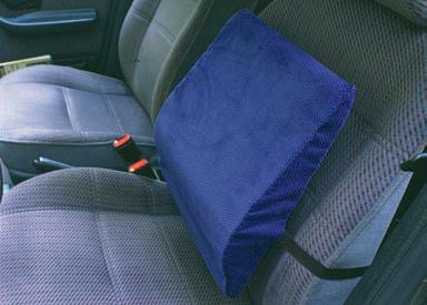 Cuscino salvaschiena per auto e per letto