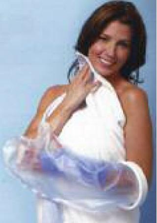 Protezione doccia per bendaggi e gessi