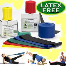 FASCE ELASTICHE LATEX FREE THERA-BAND